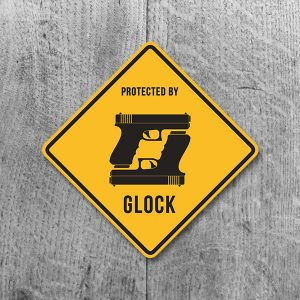 PROTECTED by GLOCK